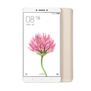 Xiaomi Mi Max Smartphone - Gold [32GB/ 3GB/ Distributor]