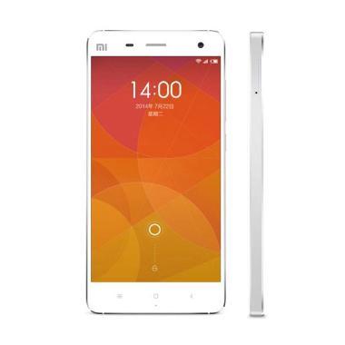 Xiaomi Mi4 Smartphone - Putih [16GB/ 2GB/ 4G]