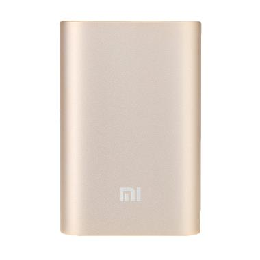Xiaomi Original Mi Power Bank - Gold [10000 mAh]