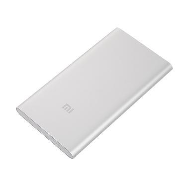 Xiaomi Original Silver Powerbank [5000 mAh]
