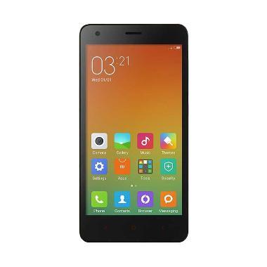 Xiaomi Redmi 2 Prime Smartphone - Black [16GB/2GB RAM]