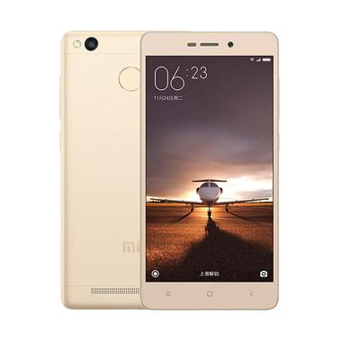 Xiaomi Redmi 3 Pro Smartphone - Gold [32GB/ 3GB]