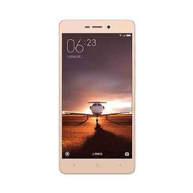 Xiaomi Redmi 3 Pro Smartphone - Gold [3 GB /32 GB]