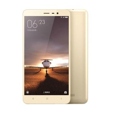 Xiaomi Redmi 3 Pro Smartphone [32GB/ 3GB] + Free Ring Holder