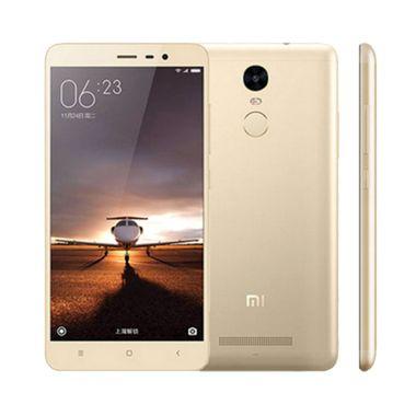 Xiaomi Redmi 3 Smartphone - Gold [RAM 2 GB/16 GB]