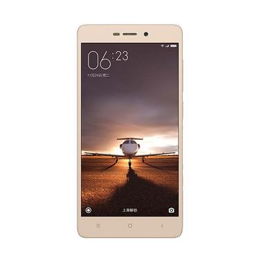 Xiaomi Redmi 3 Smartphone - Gold
