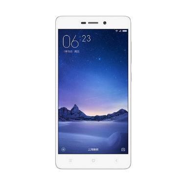 Xiaomi Redmi 3 Smartphone - Silver [16 GB/2 GB]