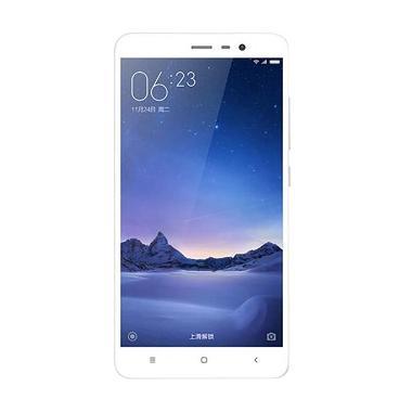 Xiaomi Redmi 3 Smartphone - Silver [16GB/2GB]