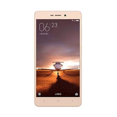 Xiaomi Redmi 3S Prime Smartphone - Gold [32 GB/3 GB]