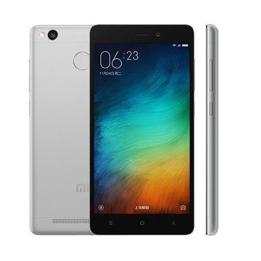 Xiaomi Redmi 3S Prime Smartphone - Grey [32GB/ 3GB]