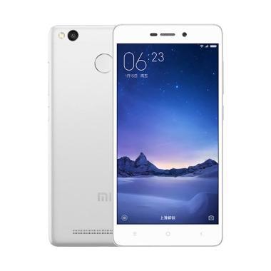 Xiaomi Redmi 3S Smartphone - Silver [2GB/16GB]