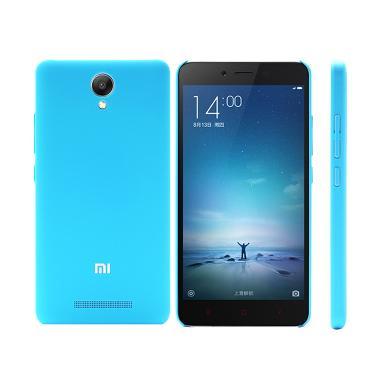 Xiaomi Redmi Note 2 Blue Smartphone [Distributor 1 tahun]