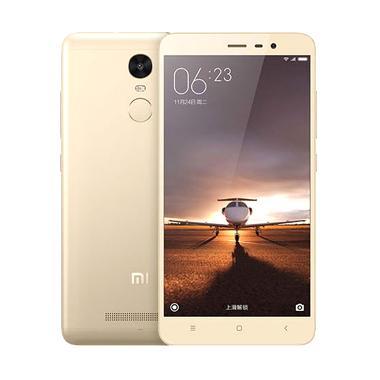 Xiaomi Redmi Note  Smartphone - Gold [32 GB/ 3 GB/ 4G Lite]