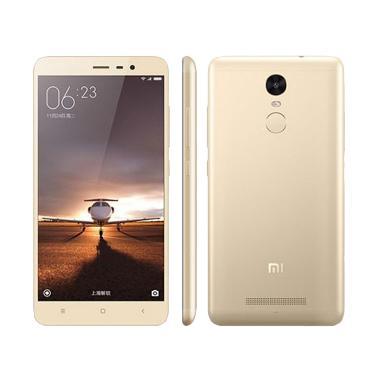 Xiaomi Redmi Note 3 Smartphone - Gold [32GB / 3GB/ 4G LTE/Mediatek]