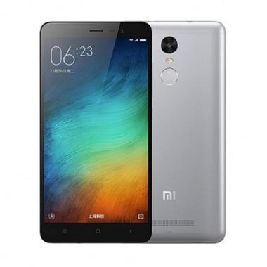 Xiaomi Redmi Note 3 4G LTE Grey Smartphone [32 GB/3 GB RAM/ Mediatek]