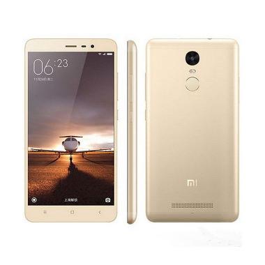 Xiaomi Redmi Note 3 4G LTE Smartpho ... nsi Distributor/Mediatek]