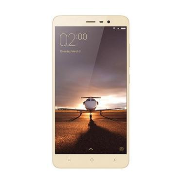 Xiaomi Redmi Note 3 Pro Smartphone - Gold [16 GB]