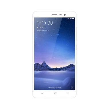Xiaomi Redmi Note 3 Pro Smartphone - Silver [32 GB] Free Ring Holder