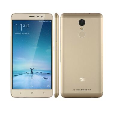 Xiaomi Redmi Note 3 Pro Smartphone  ... 3GB/ Garansi Distributor]