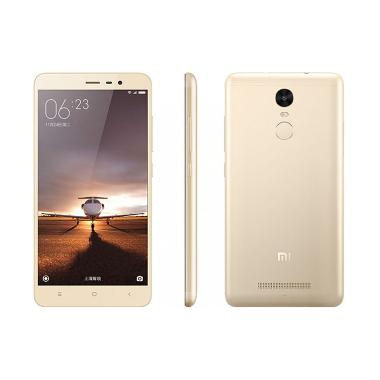 Xiaomi Redmi Note 3 Smartphone - Gold [2GB/16GB]