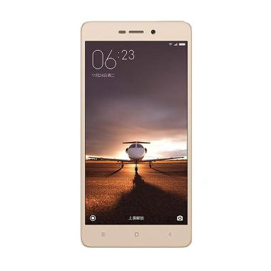 Xiaomi Redmi Note 3 Smartphone - Gold [RAM 3/32 GB/ Mediatek]