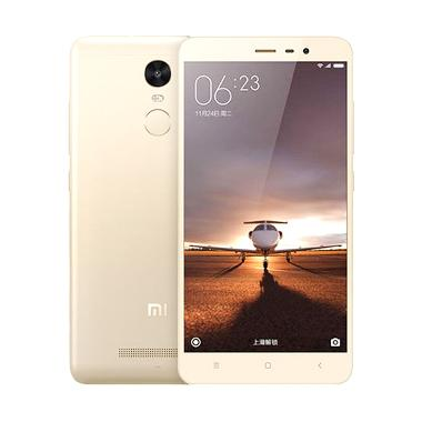 Xiaomi Redmi Note 3 Smartphone - Gold (32 GB)