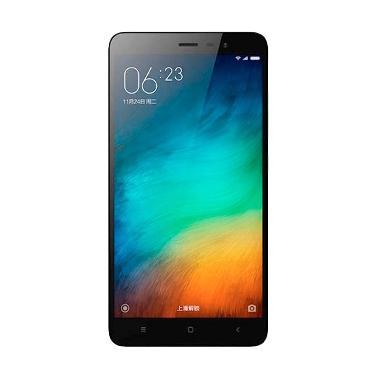 Xiaomi Redmi Note 3 Smartphone - Grey [2 GB/16 GB/Garansi Distributor]