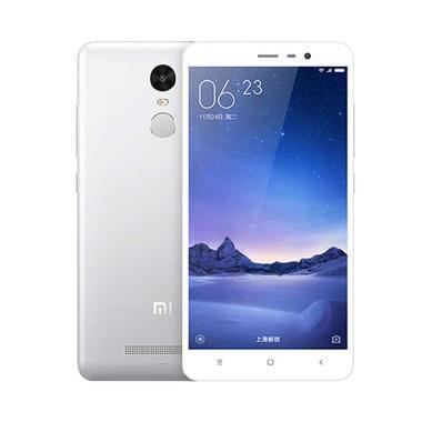 Xiaomi Redmi Note 3 Smartphone - Silver [16GB/ 2GB]
