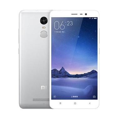 Xiaomi Redmi Note 3 Smartphone - Silver [32GB/ 3GB/Mediatek]