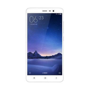 Xiaomi Redmi Note 3 Smartphone - White [4G LTE/ 3 GB RAM/ 32 GB]