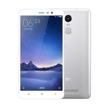 Xiaomi Redmi Note 3 Smartphone Silver [16GB/ 2GB]