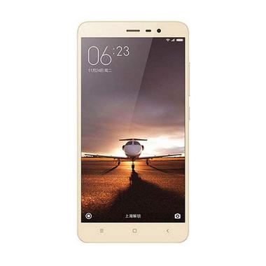 Xiaomi Redminote 3 Smartphone - Gold [32GB/ 3GB]