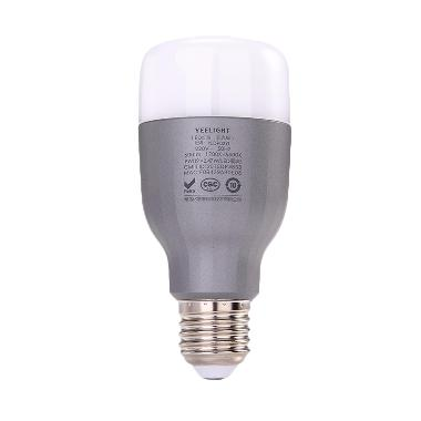 Xiaomi RGBW E27 Original Yeelight Smart Bulb Color Lampu LED