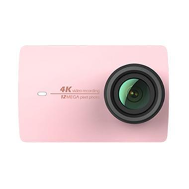 harga Xiaomi Yi 4K Action Kamera - Rose Gold Blibli.com