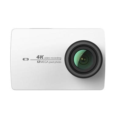 Xiaomi Yi Action Camera - White Pearl [4k]