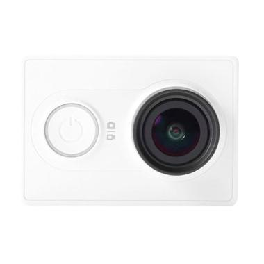Xiaomi Yi White Action Cam + Waterproof + Memory Card [64 GB]