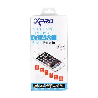 Xpro Tempered Glass Screen Protector for Oppo Joy 3 - Clear