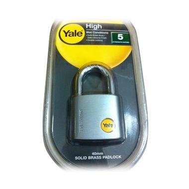 YALE Y120-40-125-1 Gembok