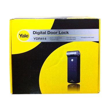 Yale YDR 414 Kunci Pintu Digital