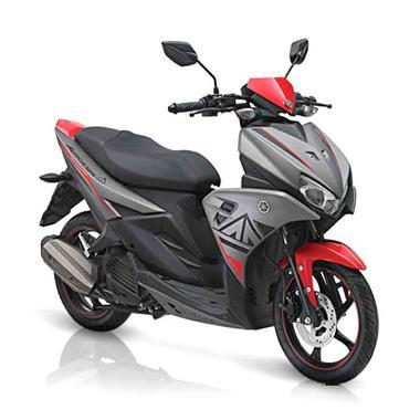 Yamaha Aerox 125 LC Sepeda Motor -  ... tt Grey [OTR Jawa Tengah]