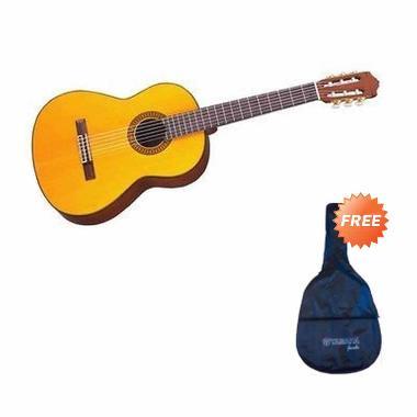 Yamaha Gitar Klasik C 80 + Free Softcase
