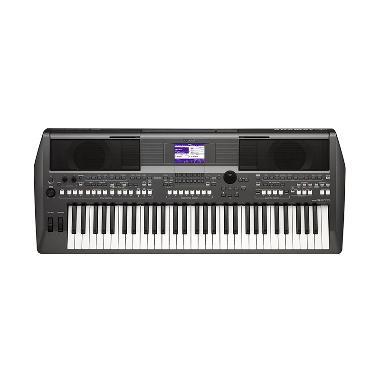 harga Yamaha PSR-S670 Portable Keyboard Blibli.com