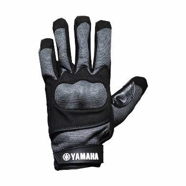 Yamaha M01 Sarung Tangan Pria Full - Grey