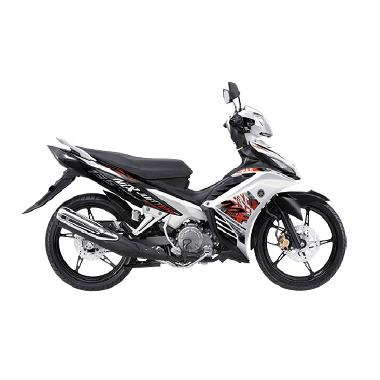 Yamaha MX 135 CW White Sepeda Motor [OTR Jawa Tengah]
