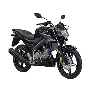 Yamaha New Vixion Advance Striking Black Red Sepeda Motor [OTR Jember]