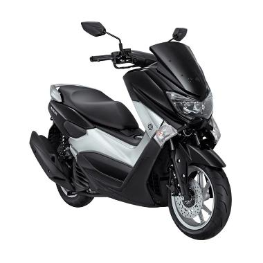 POM - Yamaha NMAX Non ABS Zenith Black Sepeda Motor [OTR Malang]