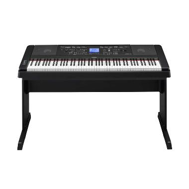 Yamaha Portable Digital Piano DGX 660