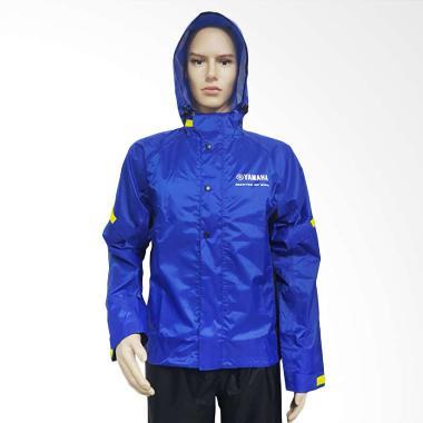 Yamaha Rain Suit 02 Jas Hujan - Blue