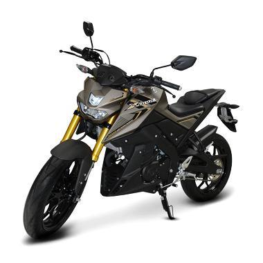 Yamaha Xabre Sepeda Motor - Gunmetal Katana [OTR Jawa Tengah]