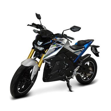 Yamaha Xabre Sepeda Motor - Silver Clarent [OTR Jawa Tengah]